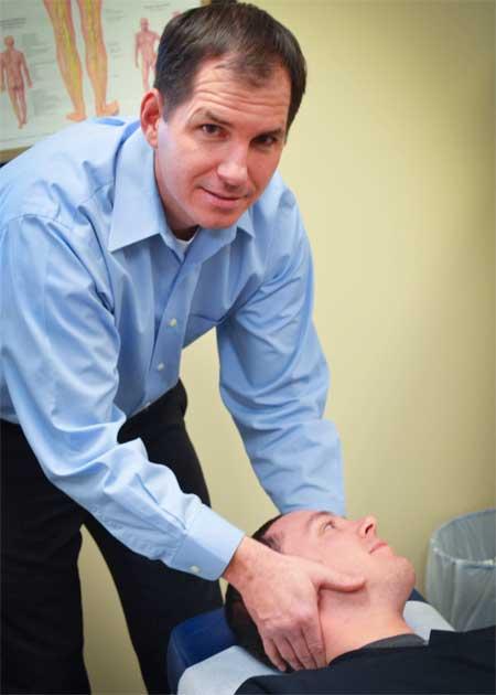 Dr. David C. Hansen, D.C.